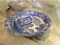 China bowl, copeland spode