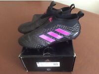 ADIDAS ACE 17+ PURE CONTROL FG FOOTBALL BOOTS adult size 10