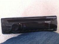 Sony car stereo CDX- GT270MP