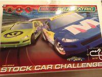 Micro-Scalextric-Stock-Car-Challenge Racing Set