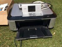 Canon MP640 printer/copier and scanner, wifi
