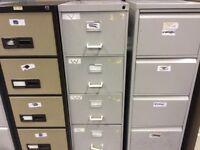 4 drawer metal filing cabinets