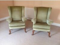 Parker Knoll Fireside Chairs