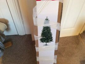 Slim Christmas Tree 6ft