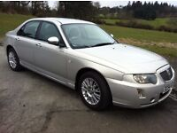ROVER 75 CONNOISSEUR SE 1.8 NON TURBO IN GOLD