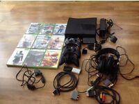 Xbox 360 250gb loads of extras NEW PRICE !!