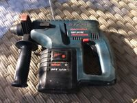 Bosch cordless professional drill GBH 24VRE