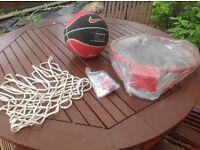 Basket Ball Hoop & Accessories