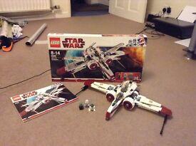 Lego Star Wars 8088 ARC - 170 Starfighter