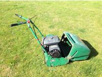 Ransomes 51 Marquis Cylinder Petrol Mower