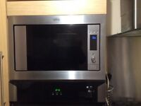 Belling integral microwave