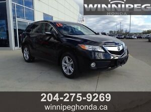 2015 Acura RDX Tech. Local lease return, One owner, Low kilomet