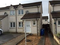 Two bed modern house to let Alloa