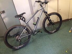 Gtech e mountain bike