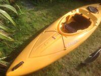 Kayak Dagger Approach
