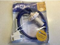 Whale Watermaster Exterior Water Pump. Brand New in Package