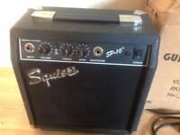 Fender Squier SP10 Guitar Amplifier