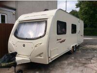 Avondale 2008 6 berth touring caravan for sale