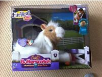 Fur Real Baby Butterscotch Pony - My Magical Show Horse ** Ideal Christmas Present**