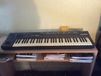 Casio keyboard synthesizer