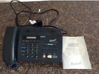 Brother Personal FR-2650A fax Machine
