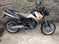KTM DUKE 640cc LC4