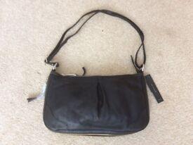 M&S Autograph Leather handbag