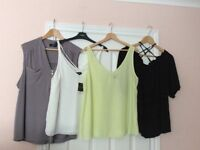 Summer Tops - £5 or all 4 for £15