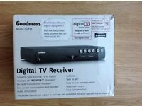 Goodmans Digital TV Receiver