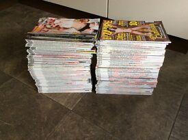 Bizarre Alternate Magazines volumes 87-210