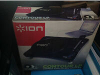 ION Recordable LP/Record to CD MP3 player Turn table,