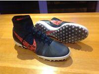 Genuine Nike elastico superfly tf Astro Football boots size 10.5