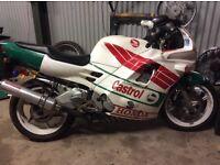 Honda CBR 600 1992 project .