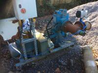 Sykes Water pump