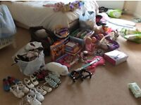 Amazing car boot bundle, designer kids clothing and footwear, working toys and much more