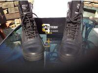 Air/army cadet boots