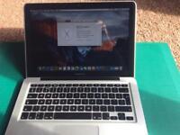 """MacBook Pro 13"""" A1278 240GB SSD 4GB RAM FAST"""