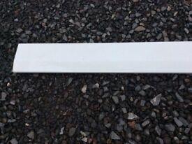 120mm/19mm SAM Moulding Chamfer Skirting boards