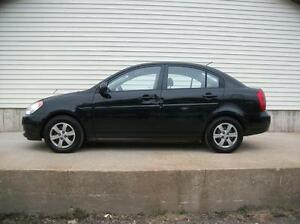2008 Hyundai Accent AUTOMATIC