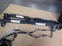 Thule roof bars rapid system