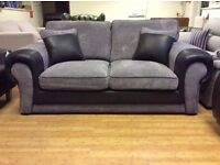 Tangent 2 Seat Sofa Bed - Ex Display - £399 Including Free Local Delivery