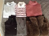 Bundle of women's clothing in very good condition