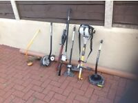 Ryobi Expand-it petrol gardening tools