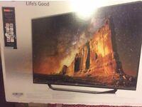 TV 55 inch LG 4k Brand New 12 Months Warranty