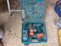 Makita cordless drill and case £50 no offers