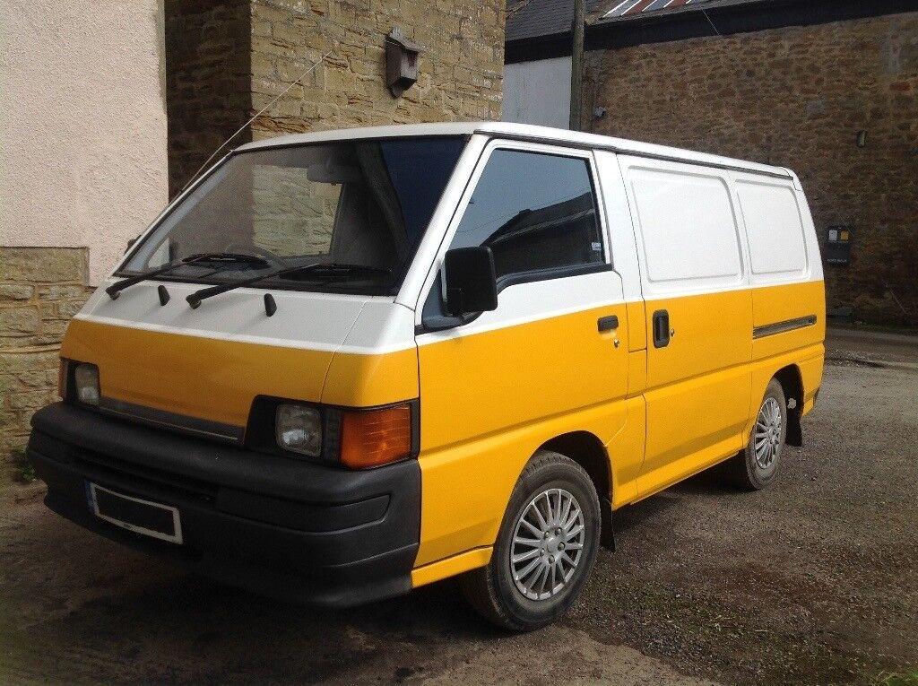 Mitsubishi L300 Van. Campervan For Repair Or Spares.