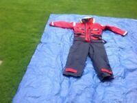 Thermotic Flotation Bouyancy suit