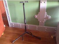 Guitar Stand Adjustable Frontline XCG in black