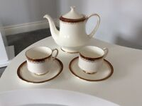Royal Albert Holyrood Bone China Tea Set