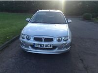 MG ZR AUTOMATIC FIVE DOOR JATCHBACK